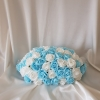 aqua-white-top-table-arrangement
