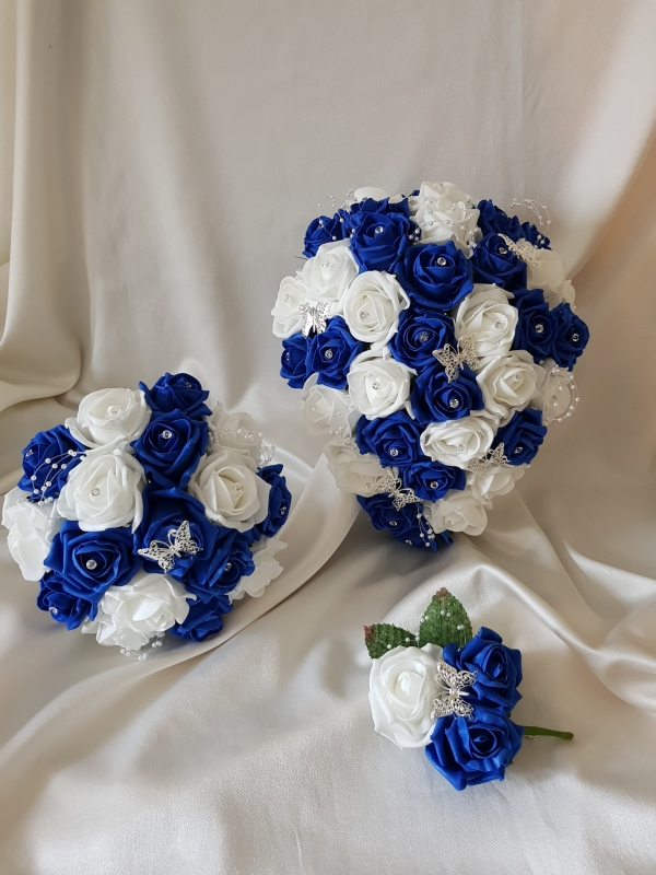 royal-blue-and-white-wedding-package-butterfly