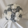 grey-brides-bouquet-butterfly