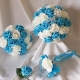 turquoise-wedding-flowers-butterfly