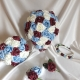 burgundy-blue-artificial-wedding-package