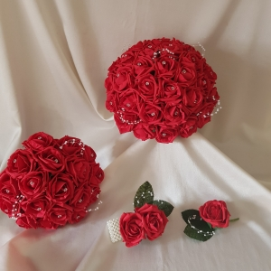 red-rose-wedding-package