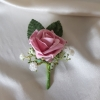 vintage-rose-single-buttonhole