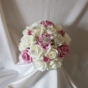 vintage-rose-brooches-bridesmaid-bouquet