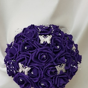 cadbury-purple-brides-butterfly-bouquet