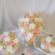 champagne-peach-wedding-flowers