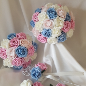 pink-blue-wedding-flowers