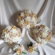 champagne-beige-wedding-flowers