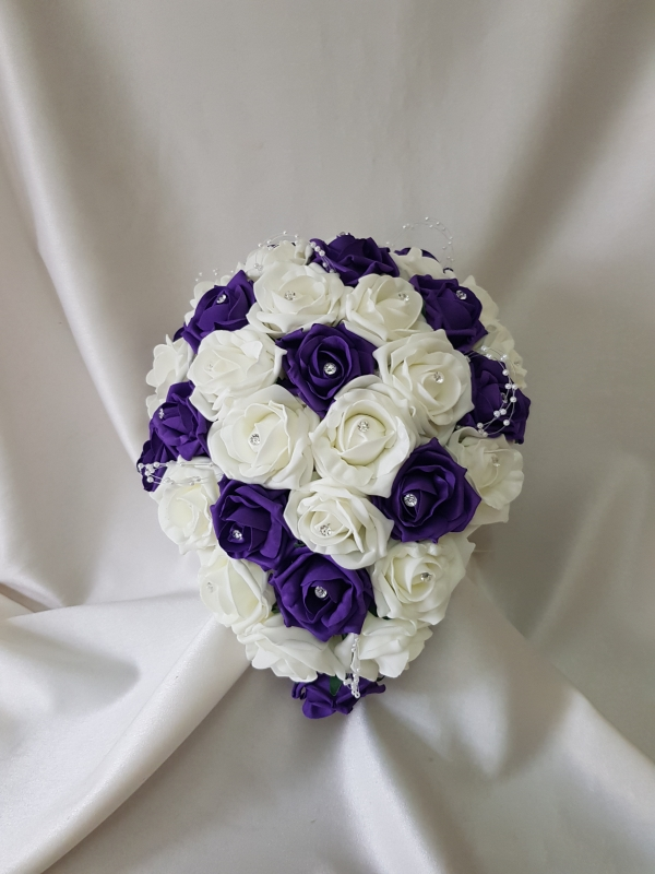 cadbury-purple-brides-bouquet
