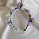 lilac-flower-girl-headband
