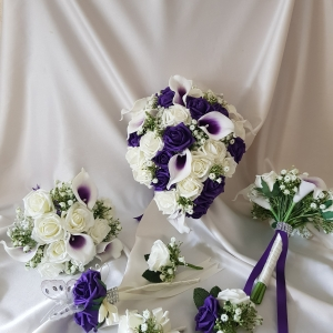cadbury-purple-calla-lily-wedding-flowers