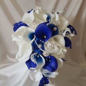 royal-blue-calla-lily-bouquet
