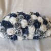navy-grey-white-brooch-table-arrangement