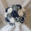 navy-grey-white-bridesmaid-bouquet