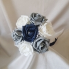 navy-grey-white-flower-girl-bouquet