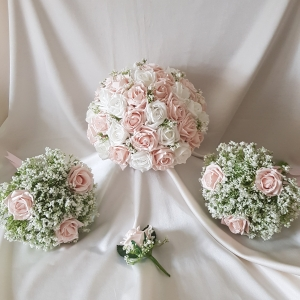 mocha-white-gypsophila-wedding-flowers